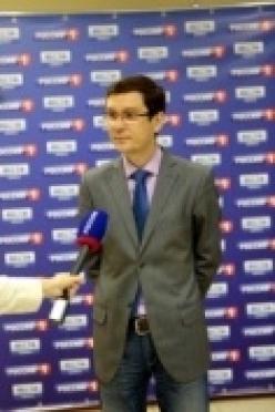 Поздравление директора ГТРК «Башкортостан» Азамата Салихова