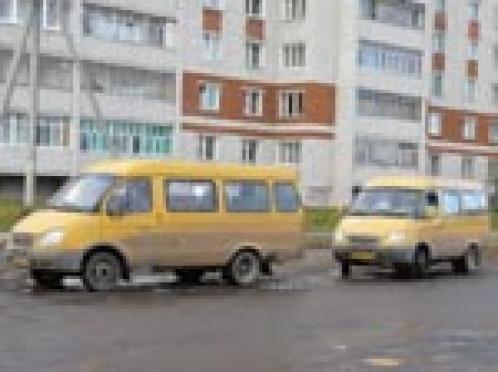 В столице Марий Эл маршрутные такси готовятся перейти на зимний режим работы