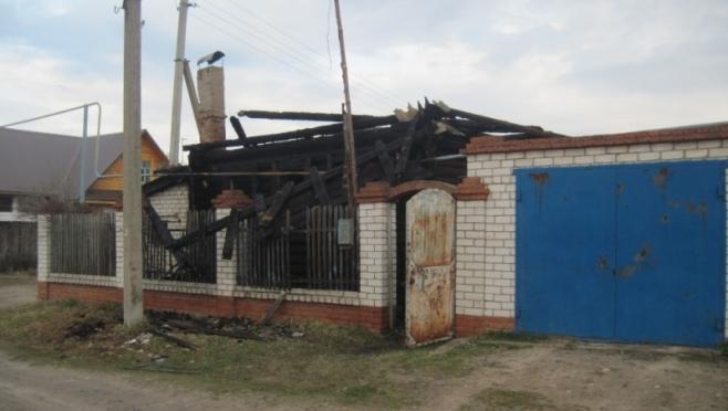 Ночной пожар унёс жизнь 62-летнего жителя Пембы