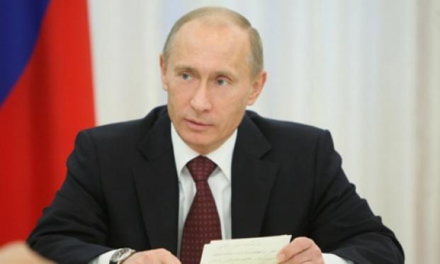 Владимир Путин поздравил российских евреев с праздником Песах