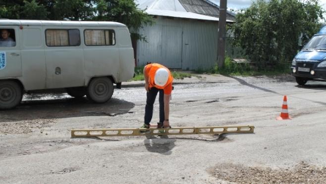В правительство Марий Эл отправлен перечень участков дорог, нуждающихся в ремонте
