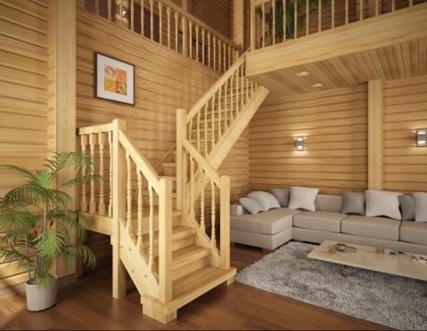 Виды лестниц для частного дома и их особенности