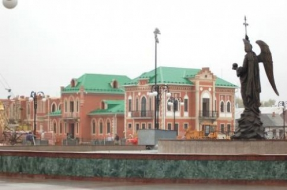 Леонид Маркелов выступил в роли архитектора