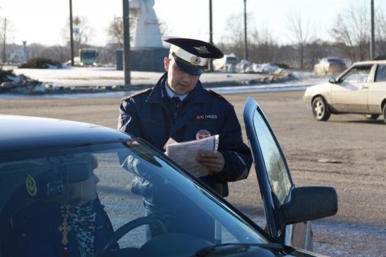 Инспекторы РЭО ГАИ не только принимают экзамены, но и ловят пьяных водителей