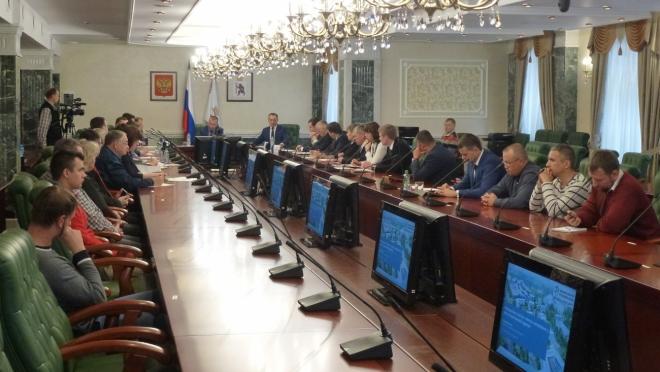 Ведущие промышленные предприятия региона приняли участие в стратегической сессии