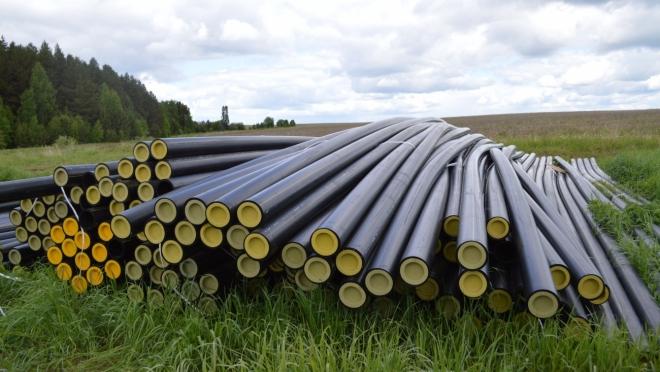 В Сернурском районе началось строительство  межпоселкового газопровода