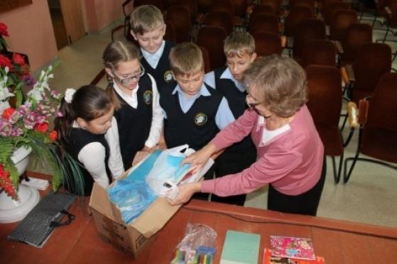 Йошкаролинцы помогли двум тысячам школьников собраться в школу