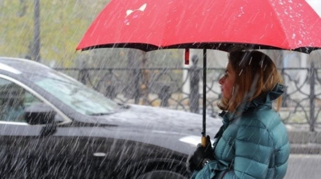 Мокрый снег, дождь и штормовой ветер — прогноз синоптиков на 15 ноября