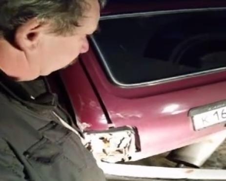 В Волжске нетрезвого водителя преследовал начальник местного ОГИБДД