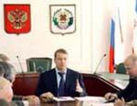 Леонид Маркелов встретился с главами муниципальных образований