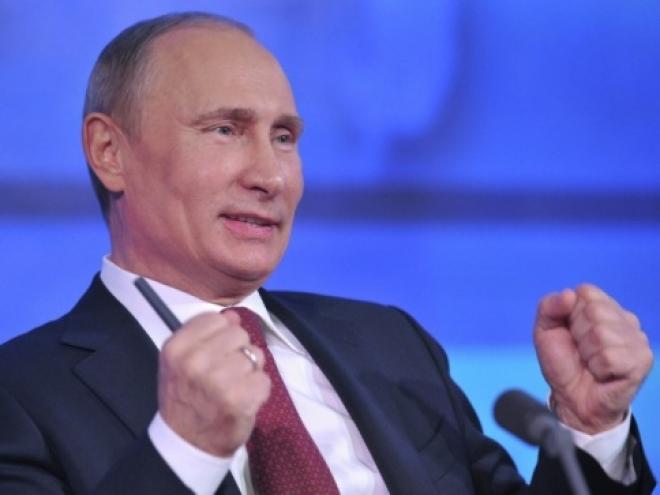 Рейтинг Владимира Путина в Марий Эл превышает 80 процентов