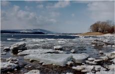 В Марий Эл Волга и Ветлуга освободились ото льда