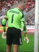Александр Филимонов впервые в этом сезоне остался на скамейке запасных тульского «Арсенала»