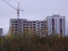 Почти 2300 квартир построено и сдано в эксплуатацию в Марий Эл за восемь месяцев