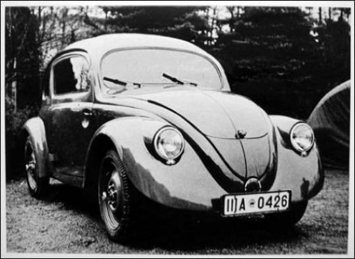 78 лет назад появился первый «народный» автомобиль