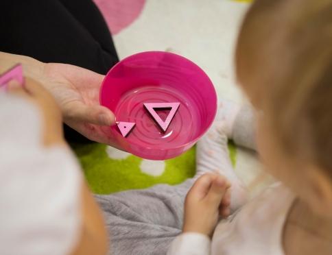 Чему научится ваш 3-летний малыш за год в Бэби-клубе?