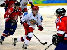 Сегодня на Универсиаде сборная России по хоккею сыграет со сборной Чехии