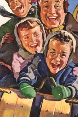 Праздник Русского валенка постер