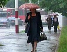 Учебный год в Марий Эл начнётся с осенней погоды