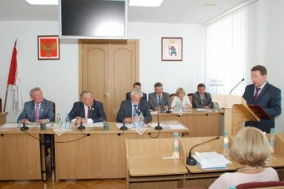 Депутаты Марий Эл внесли изменения в местное выборное законодательство