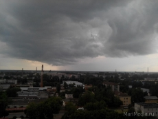 В Марий Эл бушует непогода