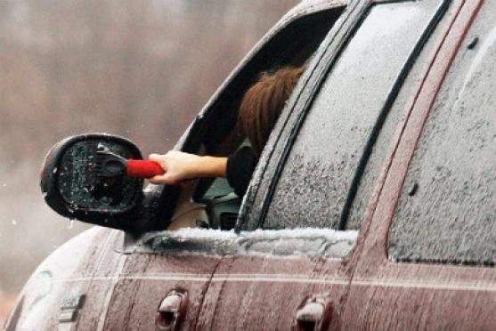 В Марий Эл пришел «ледяной дождь»