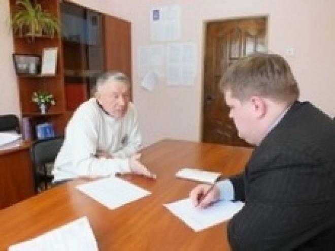 Приемная Владимира Шемякина примет жителей Сернура в режиме живой очереди