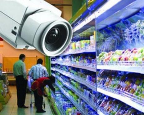 Запись с камеры видеонаблюдения помогла задержать вора