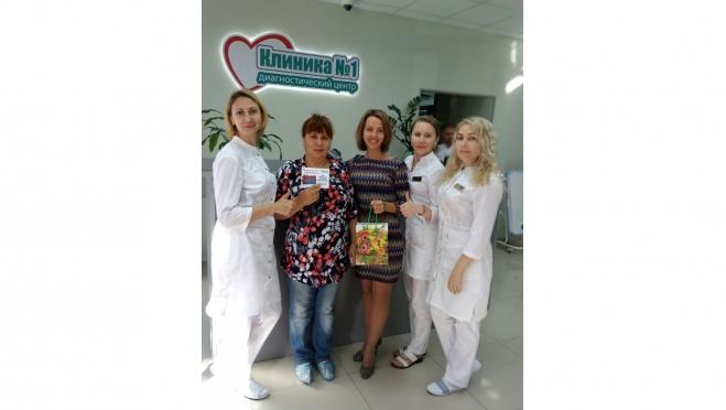 В нашей Клинике №1 прошёл обследование на МРТ 2000-й пациент!