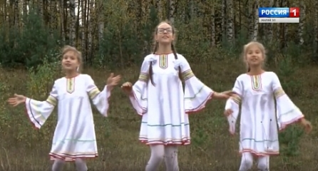 Детская передача «Шонанпыл» 28 11 2018