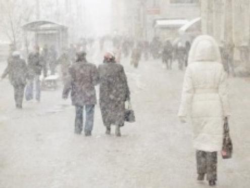 В Марий Эл резко ухудшится погода