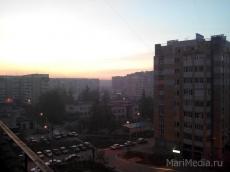 Над «Сомбатхеем» повис смог