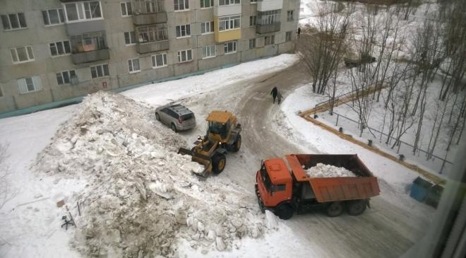 С 5 февраля в Йошкар-Оле будет организована массовая чистка дворов