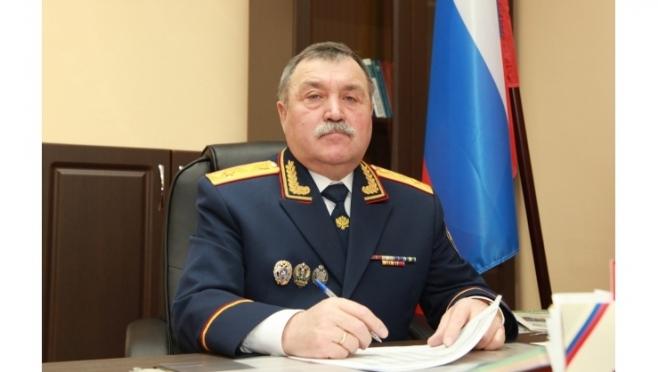 Новый руководитель СУ СК проводит личный приём граждан