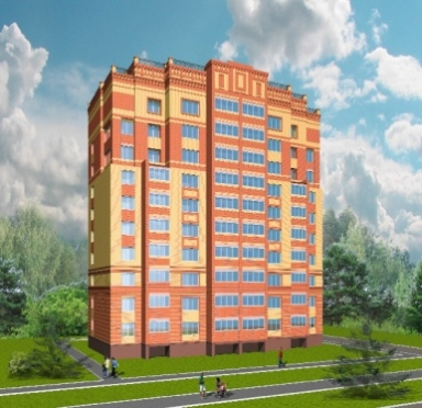 В Йошкар-Оле построят 10-этажный дом для сотрудников МЧС