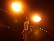 Энергетики обесточили улицу Эшкинина