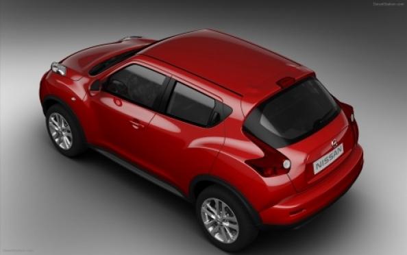 Обладательница Nissan Juke чуть было не лишилась своего автомобиля