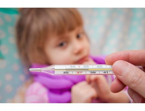 В Марий Эл около 2 тысяч детей и подростков болеют ОРВИ