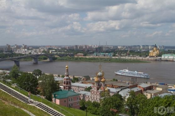 В Нижнем Новгороде произошел выброс радиации