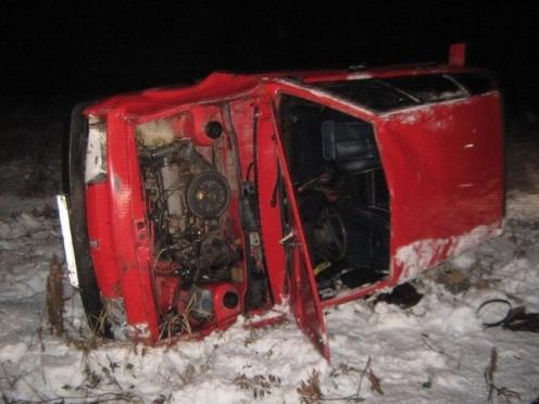 По вине пьяных водителей молодой человек погиб, девушка — оказалась в больнице