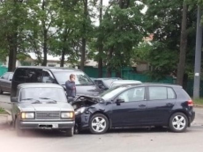ДТП на Водопроводной спровоцировал полицейский