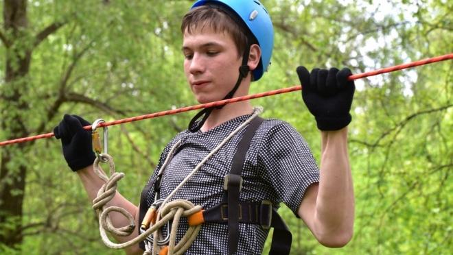 В лесопарковой зон «Сосновая роща» состоится Первенство по спортивному туризму
