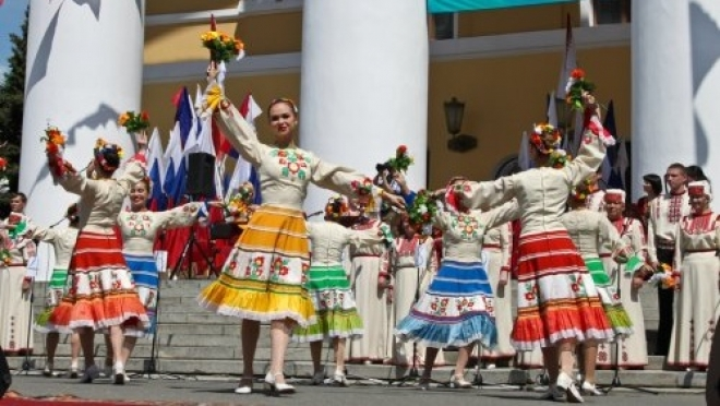 Традиционный праздник марийской культуры проходит сегодня в Йошкар-Оле