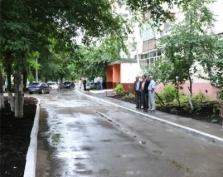На ремонт дворов Йошкар-Олы в этом году было запланировано 23 миллиона рублей