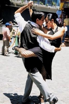 Уроки Аргентинского танго в Йошкар-Оле! постер