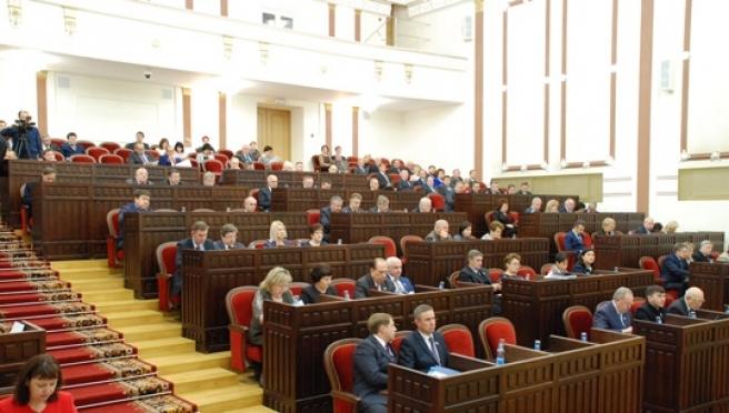 Депутаты Госсобрания утвердят отчет об исполнении республиканского бюджета за 2017 год