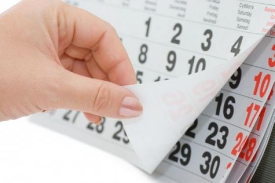 Министерство труда подготовило график переноса выходных дней на 2015 год