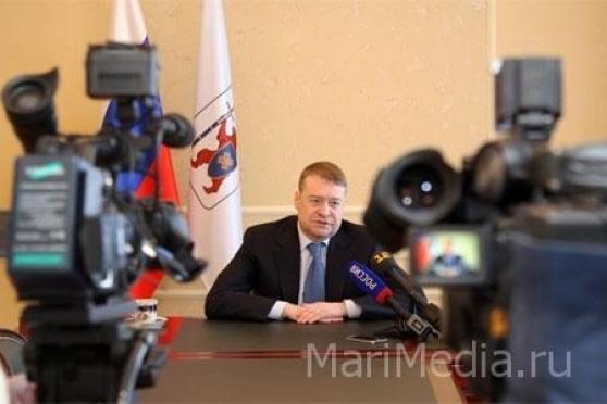 Леонид Маркелов поблагодарил жителей республики, поддержавших выбор Крыма и Севастополя