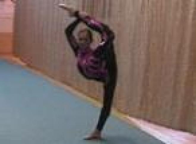 В десятке лучших гимнасток России - спортсменки из Марий Эл