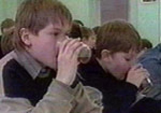 В Марий Эл сельские школьники буфетам предпочитают столовые